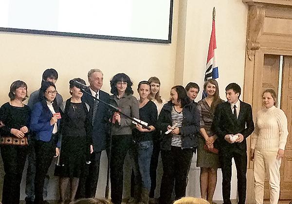 Студенты НГПУ стали общественными инспекторами по охране природы