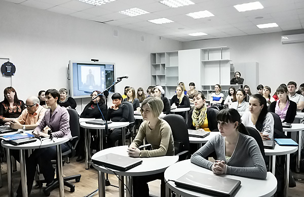 Институт детства НГПУ – участник вебинара