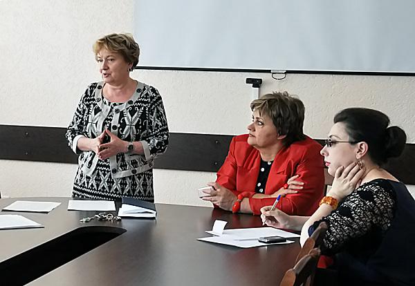 СППО НГПУ подвел итоги учебного года