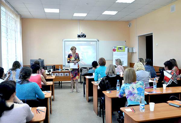 Международный семинар по использованию мультисенсорной программы «Нумикон» в НГПУ