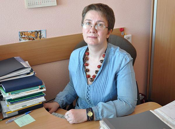 М.А. Лаппо получила благодарственное письмо