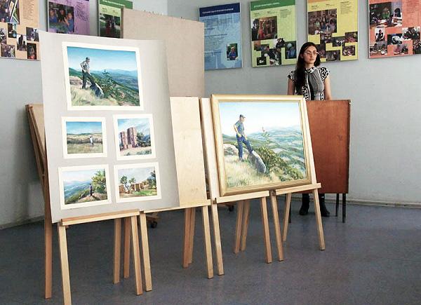 Пятикурсники Института искусств НГПУ защитили дипломные работы