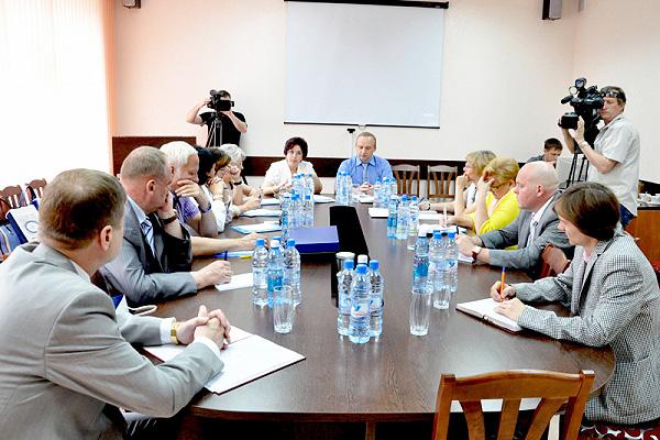 Ректоры педвузов Сибири встретились в НГПУ