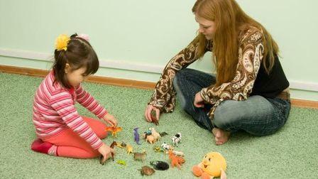 В Новосибирске впервые начали готовить детских психологов