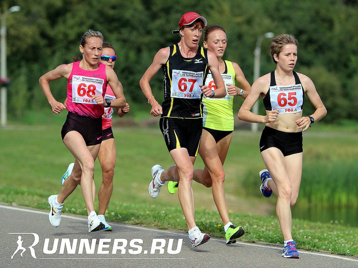 Чемпионка России по полумарафону учится в НГПУ