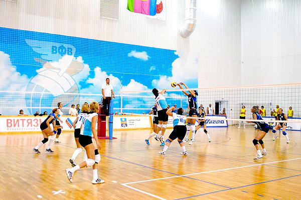 Преподаватель НГПУ приняла участие в первенстве России по волейболу