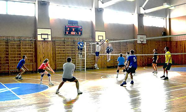 В НГПУ состоялся турнир памяти Петра Вольдемаровича Лепина