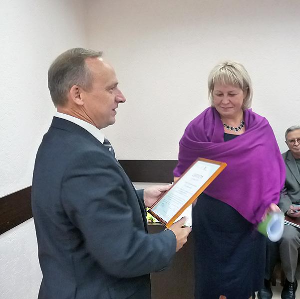 Елена Вениаминовна Евдокимова участвовала в международной школе журналистики