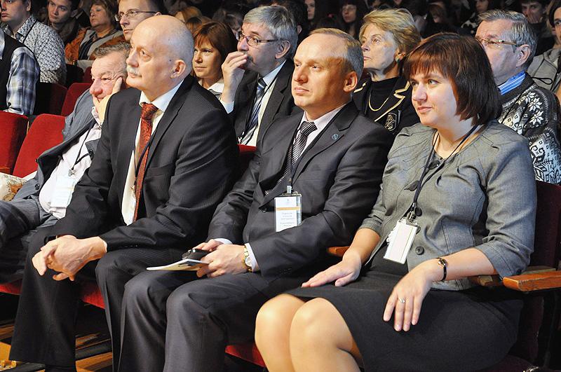 Международные конференции в НГПУ