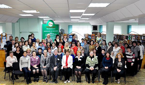 Библиотеке Новосибирского педагогического университета 75 лет