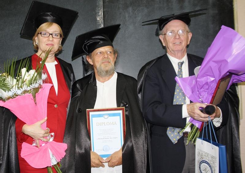 Почетными профессорами НГПУ стали ученые из Москвы и Канады