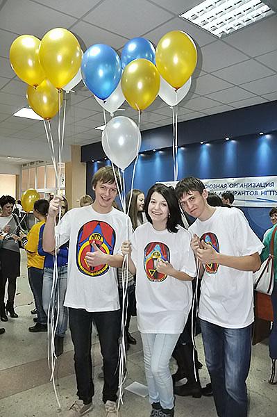 В НГПУ прошел День открытых дверей