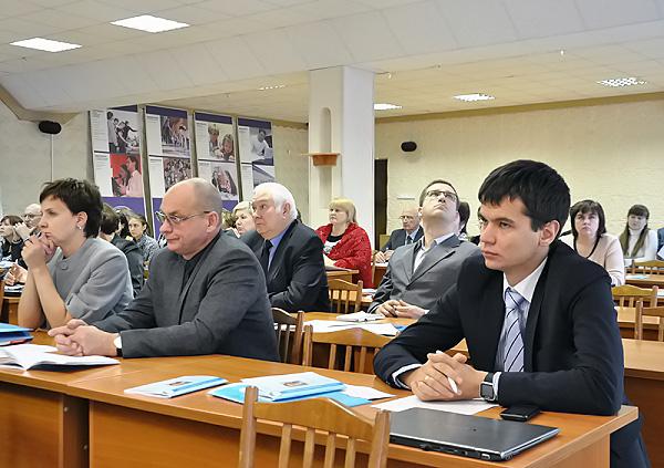 Учёный совет обсудил вопросы повышения эффективности деятельности университета