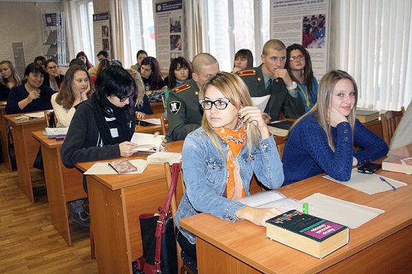 Межвузовский конкурс переводчиков состоялся в НГПУ