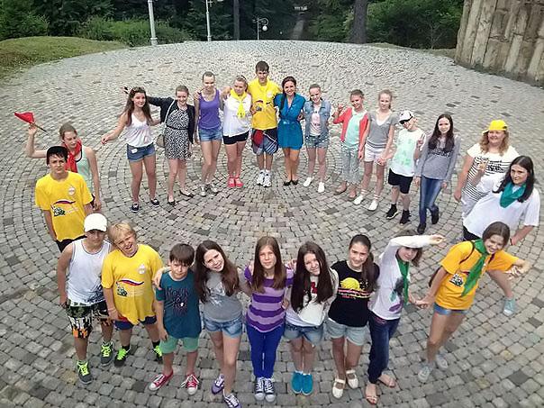 Студенты НГПУ успешно прошли практику в «Орленке»