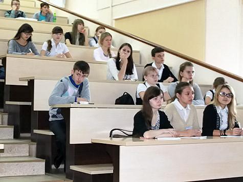 В Ленинском районе прошел первый форум молодежных СМИ