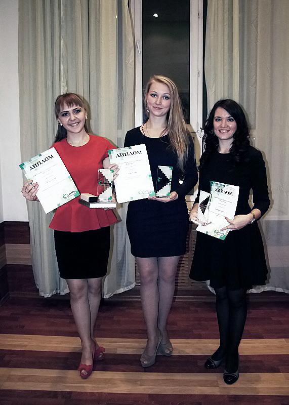 Студентка НГПУ заняла второе место в конкурсе «Студент года»