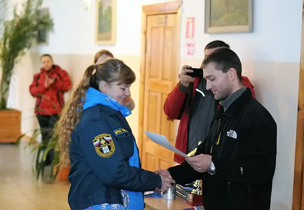 НГПУ продемонстрировал качественную подготовку спасателей