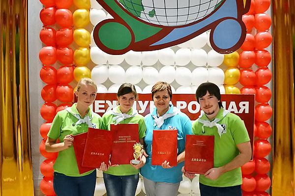 Студенты НГПУ заняли второе место в педагогической олимпиаде