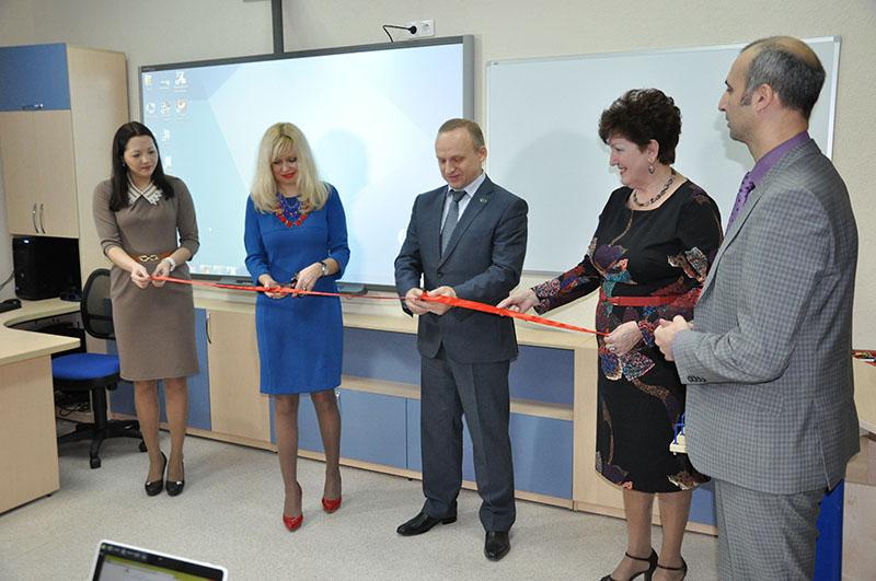 В НГПУ открылся новый ресурсный центр
