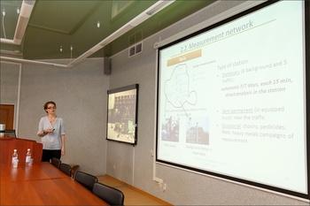 Новая интерактивная аудитория появилась в Новосибирском педагогическом университете