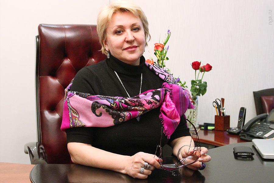 Директор театра «Глобус» возглавила Новосибирскую филармонию
