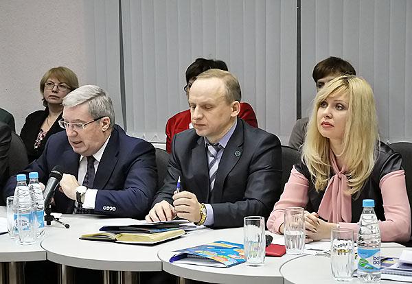 В НГПУ прошло on-line обсуждение вопросов развития педагогического образования в СФО