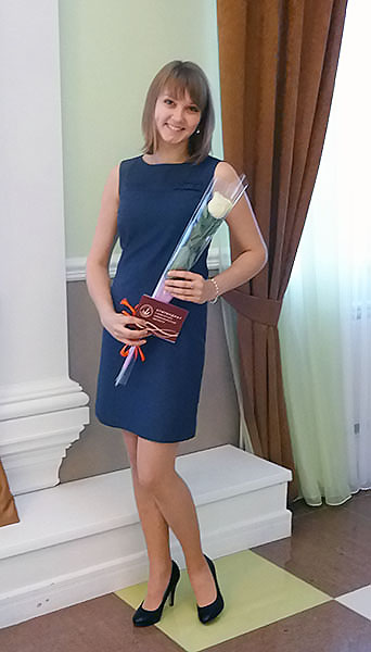 Студентки НГПУ – обладательницы губернаторских стипендий