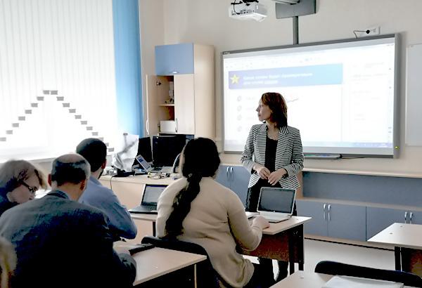 В НГПУ прошел семинар по использованию SMART-технологий