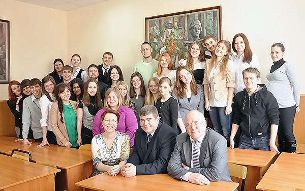 Форум в ИИГСО НГПУ: встреча профессионалов в сфере права