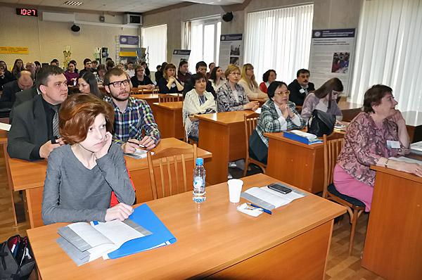 Научная конференция в честь юбилеев в ИИГСО НГПУ