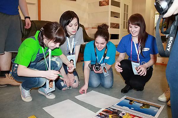 Уроки студенческого самоуправления от студентов Института детства НГПУ