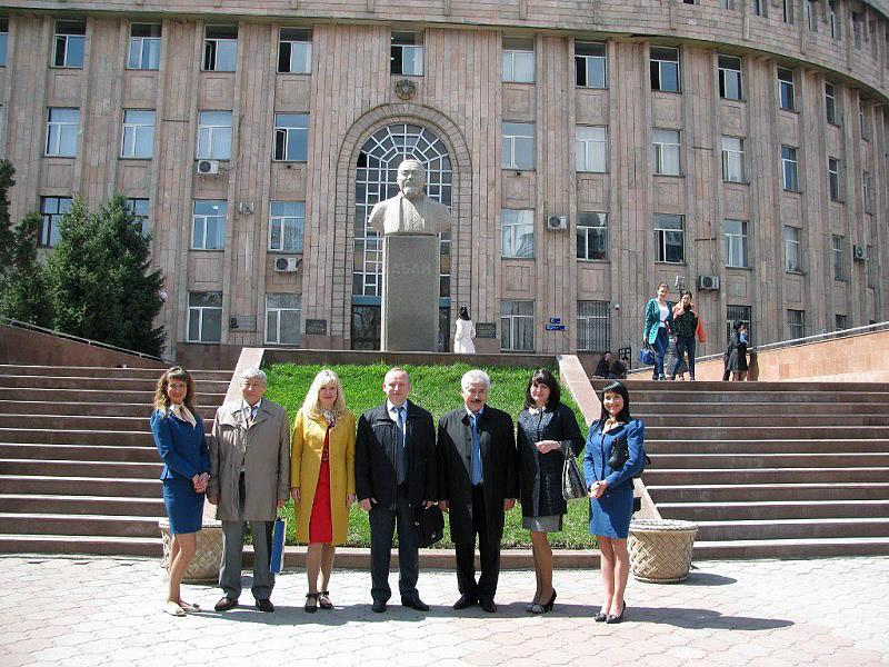 Новый уровень сотрудничества НГПУ и Республики Казахстан