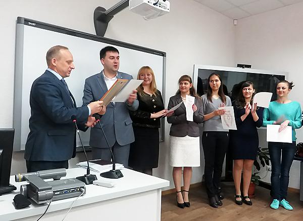 НГПУ занял первое место по итогам донорской акции