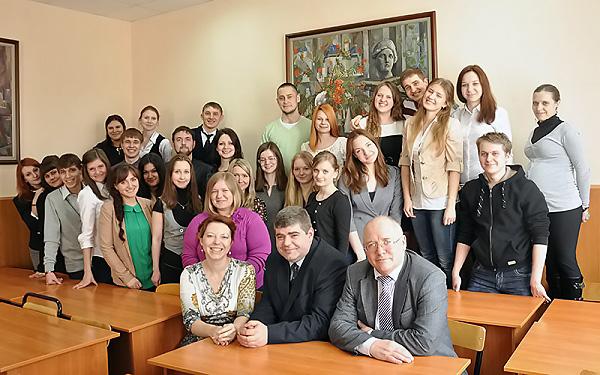 Институт истории, гуманитарного и социального образования НГПУ: интересные люди