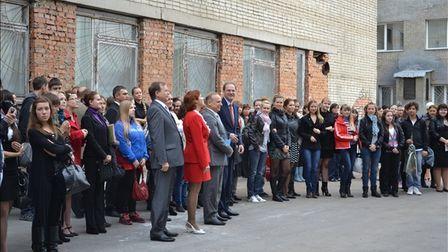 В Новосибирске открылся новый корпус НГПУ