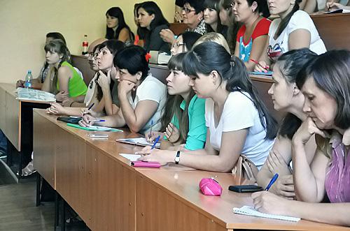В НГПУ завершился набор на бюджетное обучение