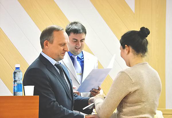 Отчетно-выборная конференция профсоюзного комитета