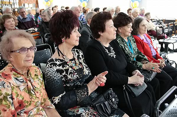 В НГПУ состоялась встреча ветеранов