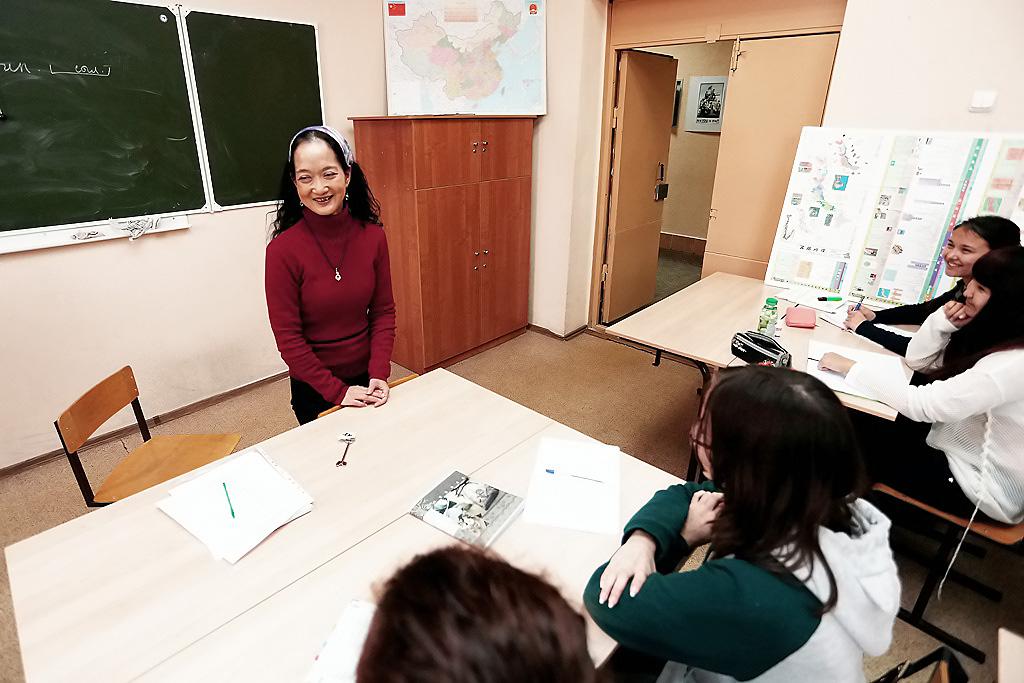 Японка в Сибири: как удержать «нобелевского» мужа на расстоянии
