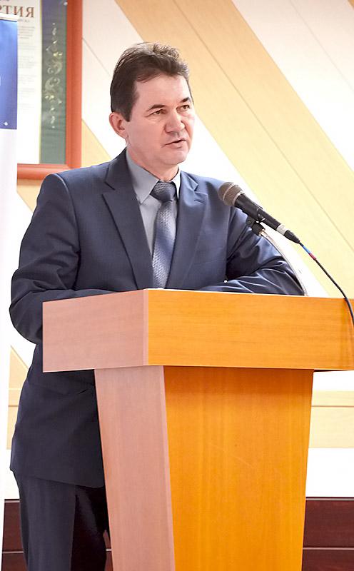 Профсоюз сотрудников НГПУ избрал председателя