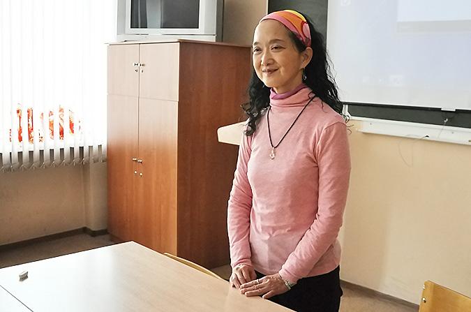 Нобелевская премия Хироши Амано – радость для НГПУ