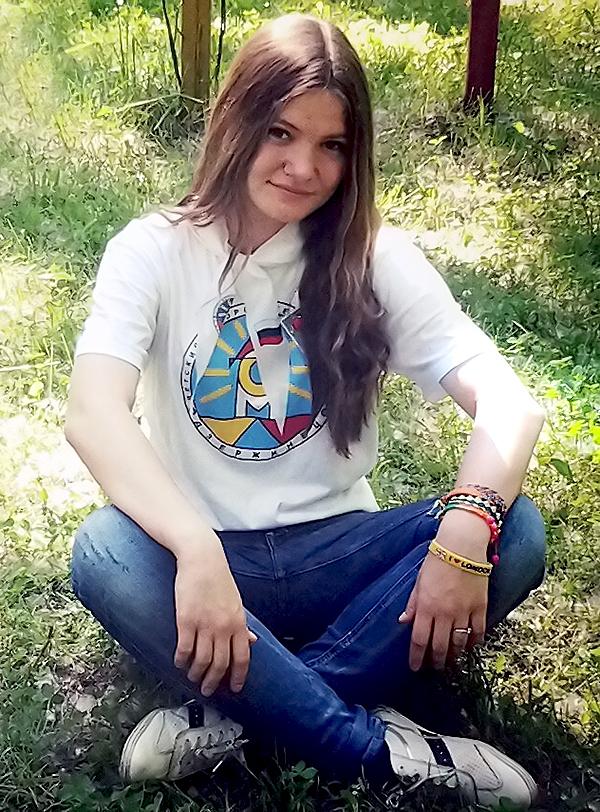 Самая талантливая студентка области учится в НГПУ