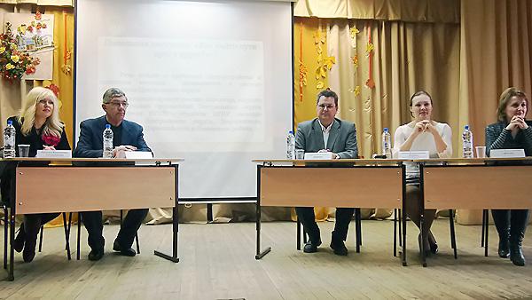 Студенты НГПУ установили диалог с работодателями