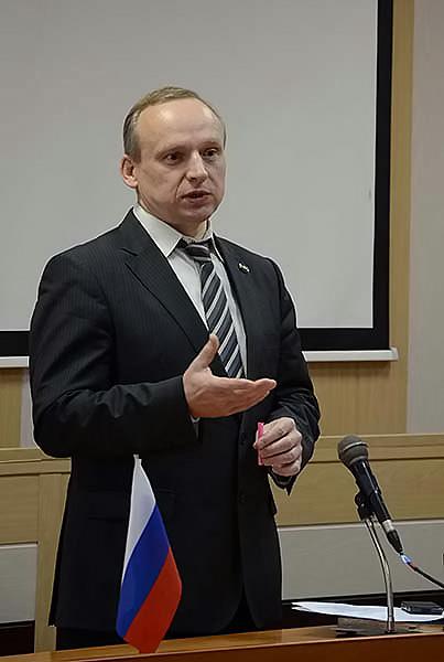 Ректор НГПУ пообщался со студентами