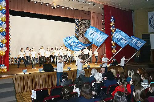 Более 2000 молодых исследователей приняли участие в конференции НГПУ