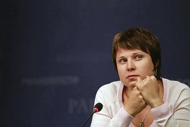 Новосибирская спортсменка Анна Богалий вошла в политсовет «Единой России»
