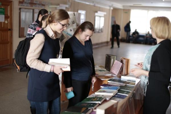 Международный день родного языка отметили в НГПУ