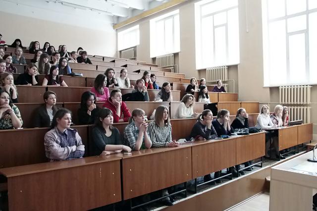 В Новосибирской области состоялась первая презентация Волонтерского корпуса студентам
