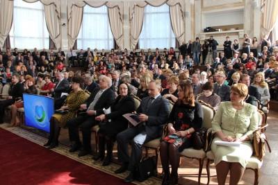 Делегаты I Съезда руководителей образовательных организаций Новосибирской области обсудили лидирующую роль руководителя в повышении качества образования